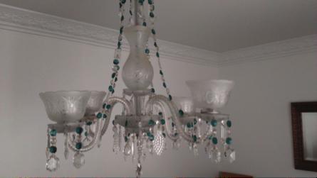 chandelier Brazil
